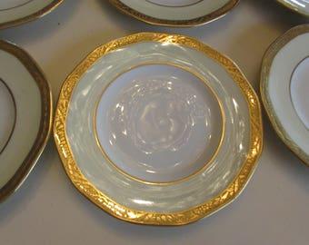 FRANCE HAVILAND LIMOGES Plates