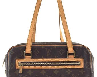Louis Vuitton #13180 Cite Mm Tote Hobo Shoulder Bag