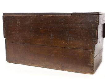 Wooden Storage Box - FREE SHIPPING