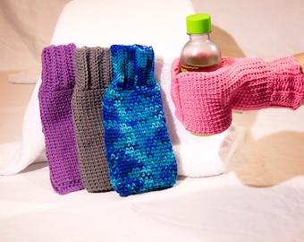 Crochet Drink Mitt Cozy