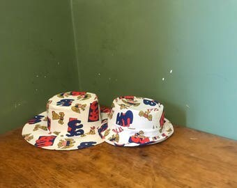 Vintage USA hats