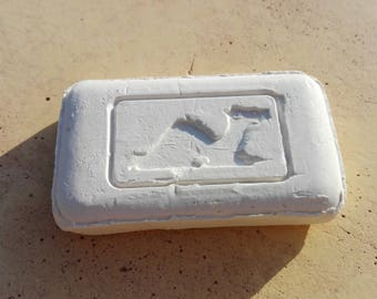 soap with clay Gassoul Morocco