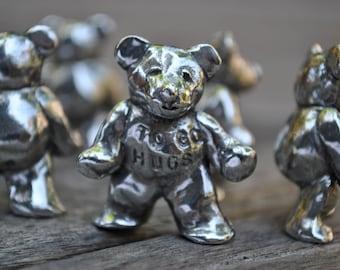 """TEDDY BEAR  """"to go HUGS"""""""