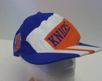 KNICKS NBA hat cap vintage snapback