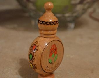Bulgarian Rose Oil Bottle