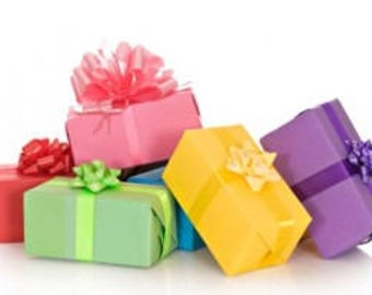 Custom Order - Gift Wrapping - Special Order
