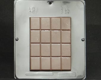 Breaker Candy Bar Candy Mold for Chocolate Candy Making 170