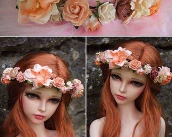 SD Flowers Crown