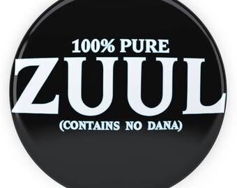 """Pure Zuul Pinback Button, 2.25"""""""