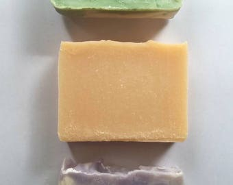Tester Soap, Himalayan Salt Soap Sample, Soap Samples, Salt Soap, Soap Bar Set, Relaxing Soap, Soap Sample Set, Soap Sampler, Travel Soap
