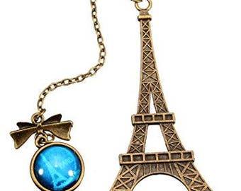 Vintage Metal Eiffel Tower Bookmarks/Paris Eiffel Tower