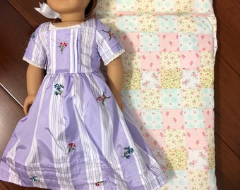 """Big doll sleeping bag 4 styles / will fit 15"""" - 20"""" dolls / doll not included"""