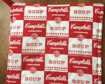 Campbells Soup Pot Holder