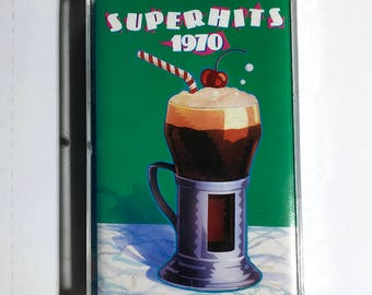 SEALED Super Hits 1970 cassette tape - Various Artists, 1991 Time Life Music Soft Rock