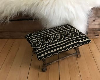African Stool Etsy