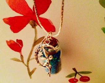 Moon Dust Fairy Sparkle Necklace