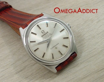 Omega Constellation Men's Automatic Chronometer Watch #C013