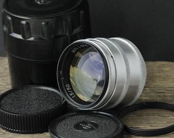 Jupiter-3 1.5/50mm Russian Zeiss Sonnar RF Lens M39 Zorki Leica Sony NEX