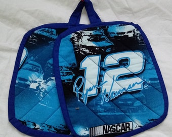 Pot Holders - NASCAR (Large)