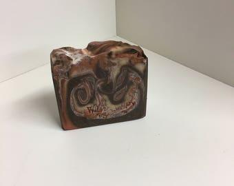 Cinnamon Sugar Soap / Artisan Soap / Handmade Soap / Soap / Cold Process Soap