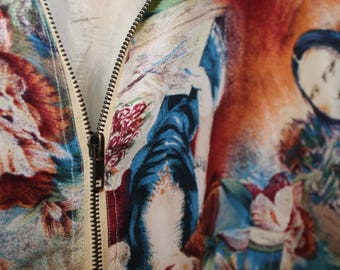 Mona Lisa Art Jacket