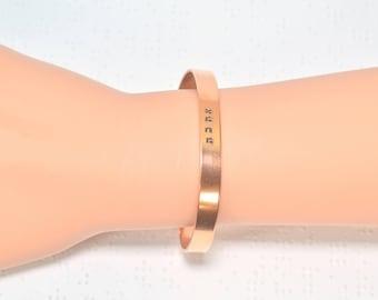 Jewish Bracelet, Bat Mitzvah Gift, Love Bracelet, Jewish Jewelry, Ahava Bracelet, Bat Mitzvah Bracelet, Hebrew Bracelet