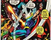 Thor #214   August 1973   Marvel Comics   Grade Fine