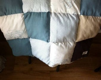 child quilt or multicolored baby - sale
