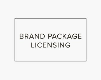 Brand Package License