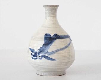 Japanese Ceramic Vase, Japanese Pottery Vase, Japanese Vase, Handmade  Japanese Pottery, Hand