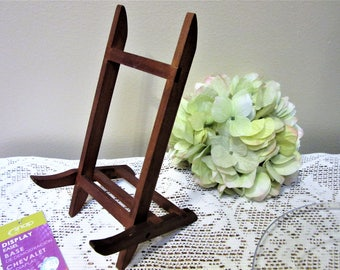 Wood Easel Shaker Style Display Pictures Books Art work signs Craft Supplies blm