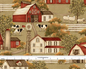 Cotton Quilt Fabric Quilting & Sewing by AnnadaisysFabrics on Etsy : country creations quilt shop - Adamdwight.com