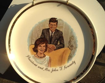The Kennedy's Commemorative Plate