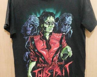 Sale!!! Vintage Michael Jackson T-Shirt