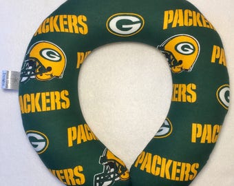 Green Bay Packers- Travel/Neck Pillow