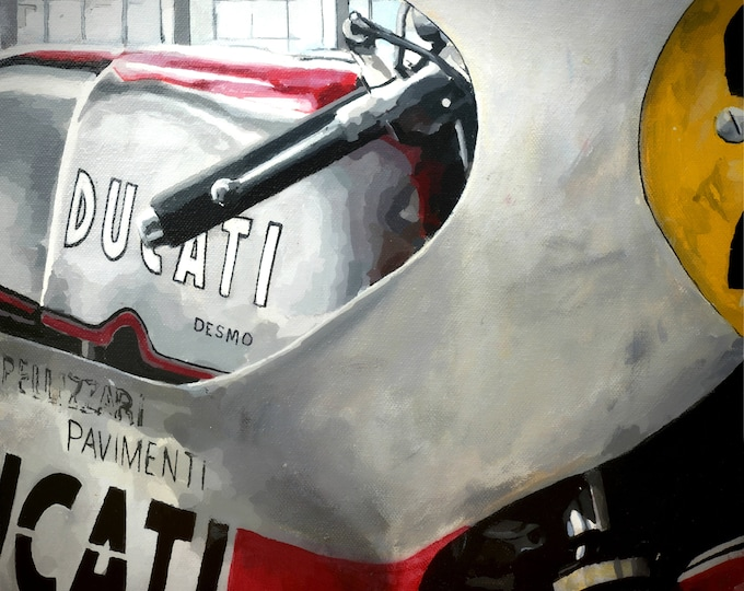 Ducati 450 Desmo Corsa