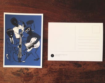 Art Print Postcards