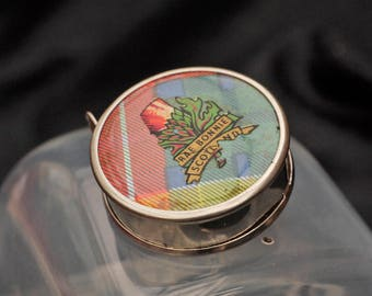 Small Vintage Sewing Tape Measure