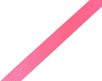 Pink Ribbon plain - plain - fancy Ribbon