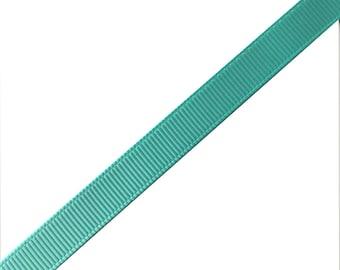 Plain Green Ribbon - plain - fancy Ribbon