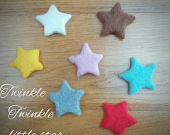 Twinkle twinkle Little Star.....