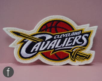 cavaliers Iron On Patch
