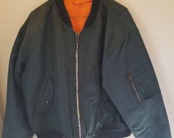 Vintage Flight Jacket