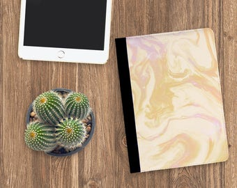 Gold marble Tablet Case