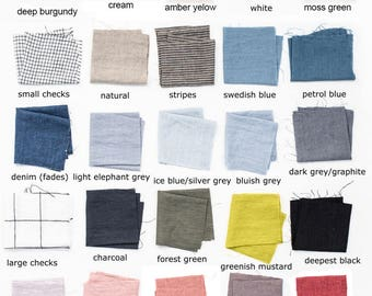 Fabric samples