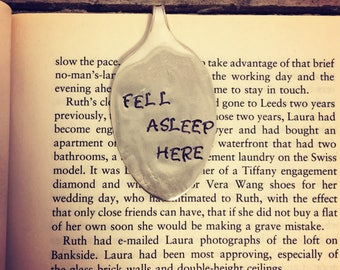 Stamped Bookmark