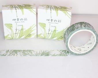 Masking tape / washitape reed