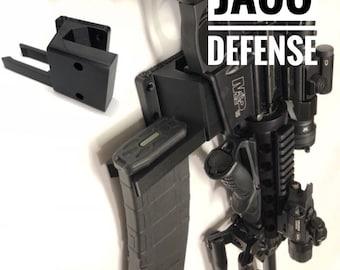 Gun Ar15 Wall holder/storage