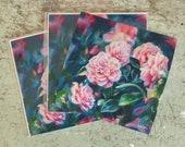 Wild Roses, Print