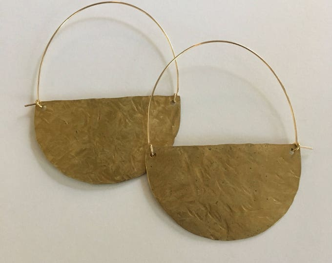 Giant Semicircle Hoops